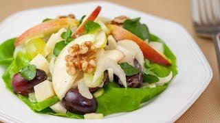 How To Make A Waldorf Salad Recipe