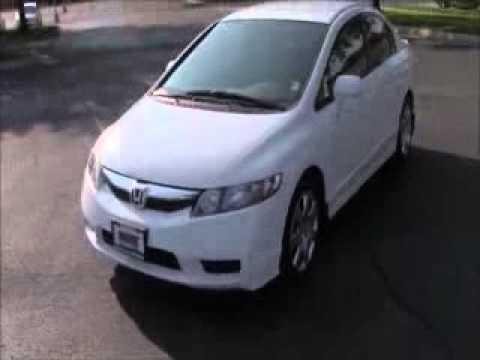 Used 2010 Honda Civic LX for sale at Honda Cars of Bellevue...an Omaha Honda Dealer!