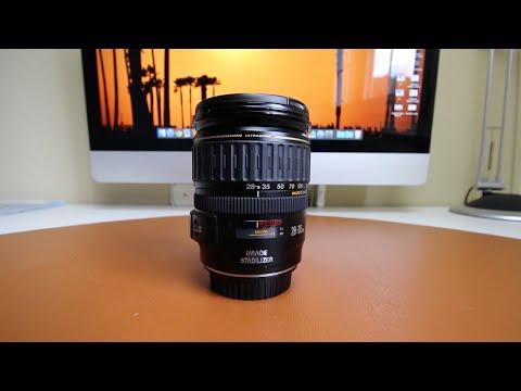 Canon EF 28-135mm F/3.5-5.6 IS USM | Revisión En Profundidad