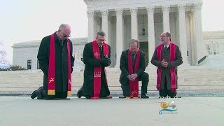 Thousands To Pay Their Respects At Justice Scalia's Funeral