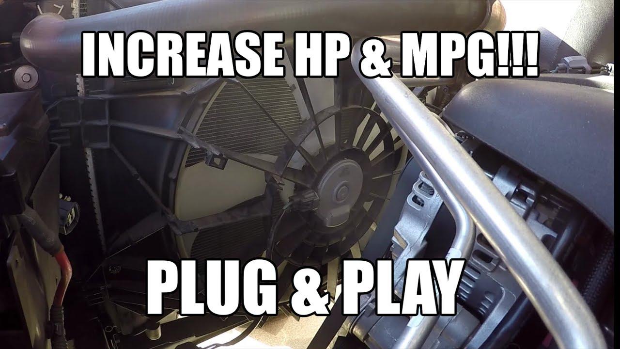 Boost MPG & HP on your RAM 1500 HEMI 5,7L - OEM V6 Fan Conversion ...