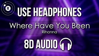 27+ Rihanna Where Have You Been Mp3 Download  Background