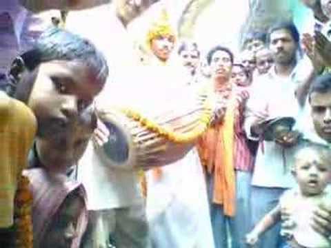 Cermony of Rasa Lila at Tirtol, Jagatsighpur, Orissa