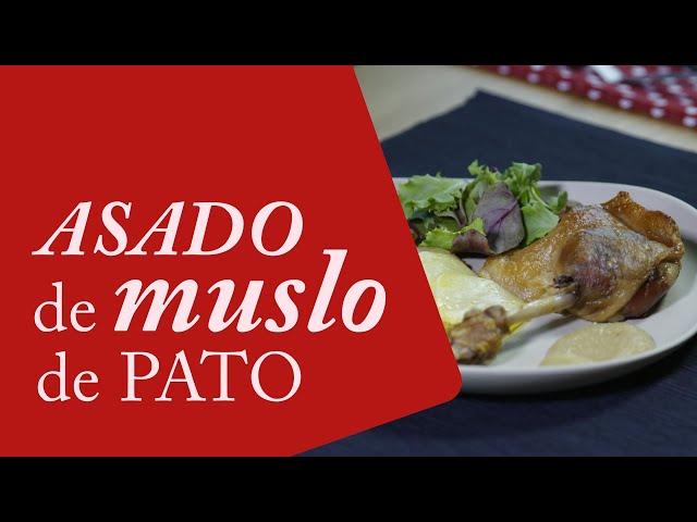 Confit de pato al horno con patatas - Recetas Gourmet de Pato 🥩🦆