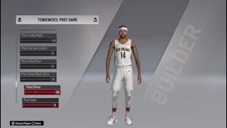 NBA 2K20 (Brandon Ingram) (UPDATE)