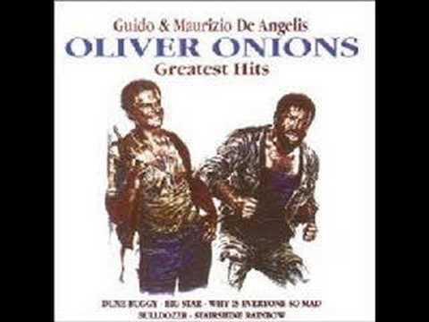 Oliver Onions - Santa Maria
