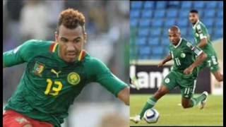 Algérie VS Cameroun J-3    -ستفوزإنشالله-