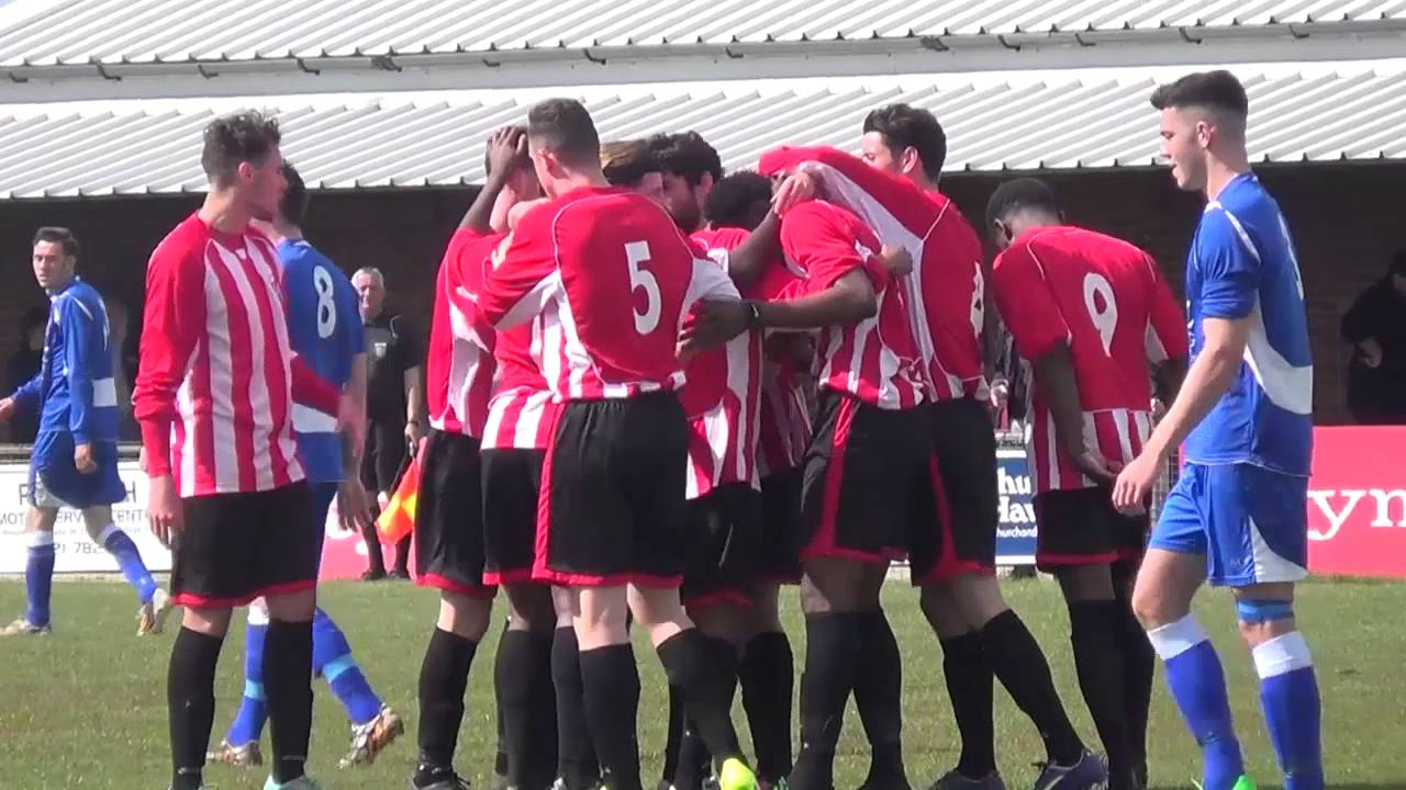 481ecbc7d Clapton FC 4 - 0 Stansted FC - Gordon Brasted Memorial Trophy Highlights  2016 - YouTube