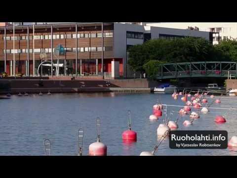 Opticam D36FT video camera test Ruoholahti, Helsinki
