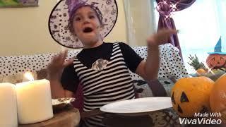 Halloween! Как украсить стол на день Хелоуина
