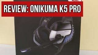 Onikuma K5 Pro: Cascos gaming baratos