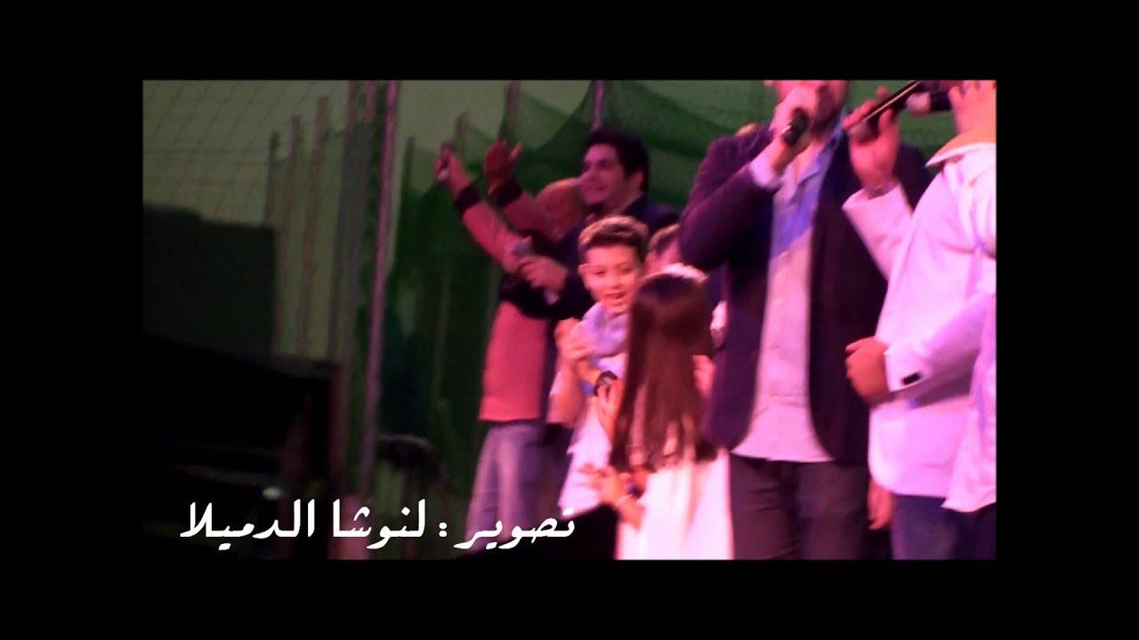 عيدك مبارك طيور الجنة حفل دبي Youtube