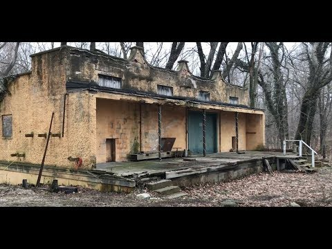 Abandoned Religious Community ( House Of David ) Amusement Park - Eden Springs - Tour And History
