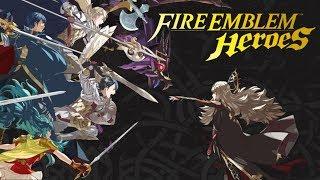 Fire Emblem Heroes - Super Ward Armor Tempest Trial