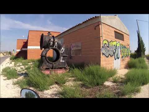 Ruta 23 – Sucedió en el canal de riegos – Rieju Bye Bike – moped