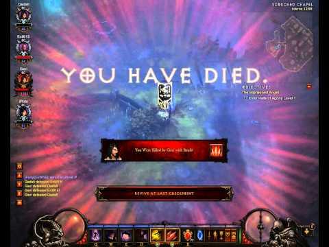 Diablo III Public Test Realm 1.0.7 patch Demon Hunter PvP Arena