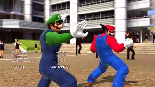 Tekken Tag Tournament 2: Wii U Edition - Tekken Ball Championships (All Challenges)