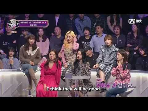 [ Eng Sub ] Apink ( The Wedding Singer's ) @ I Can See Your Voice 7 Episode 4