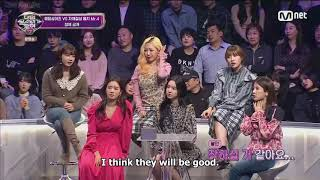 Eng sub ] apink ( the wedding singer's ) @ i can see your voice 7 episode 4 -
