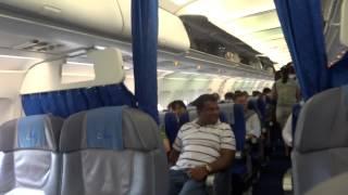 Myanmer airways from Yangon to Bangkok ミャンマー航空 ヤンゴンからバンコク