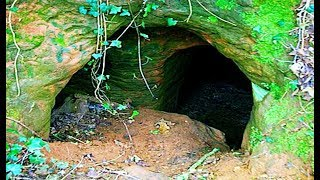 Man Finds Cave Hidden On Farm But When He Looks Inside