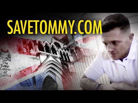 URGENT! Tommy Robinson faces prison AGAIN | Ezra Levant
