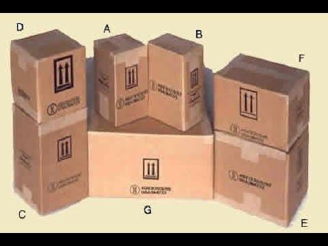Como hacer una chimenea con cajas youtube - Como construir una chimenea paso a paso ...