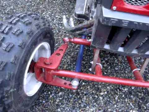 timmys racing lawn mower, yamaha 550cc 4 cylinder