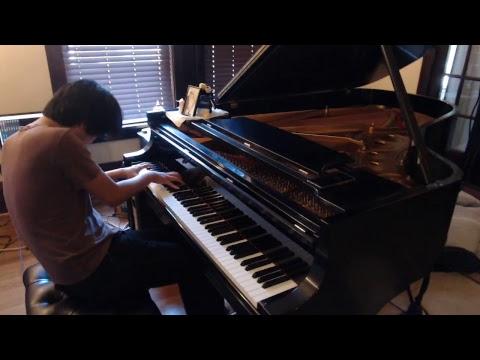 Sean Chen plays Liszt-Chopin 6 Chants Polonaise and maybe Chopin-Godowsky Revolutionary