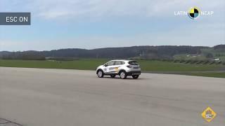 Renault Captur + 4 Airbags ESC