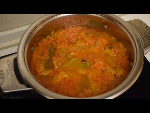 как вкусно приготовить хек на сковороде пошагово в