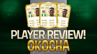 Fifa 15 Legend Jay Jay Okocha Player Review + In Game Stats Ultimate Team