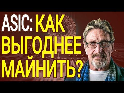 Что такое асики простыми словами - ASIC майнинг