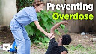 Doctor dedicates life to preventing overdoses