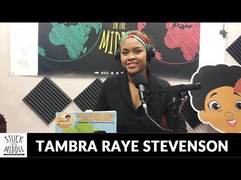 Tambra Raye Talks iamWANDAorg, Nutrition Justice, Pan-African Cuisine, Agriculture, & More