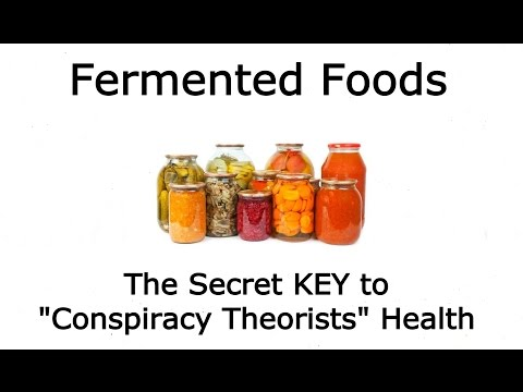 Fermented Foods - The Biggest SECRET KEY to your Health.