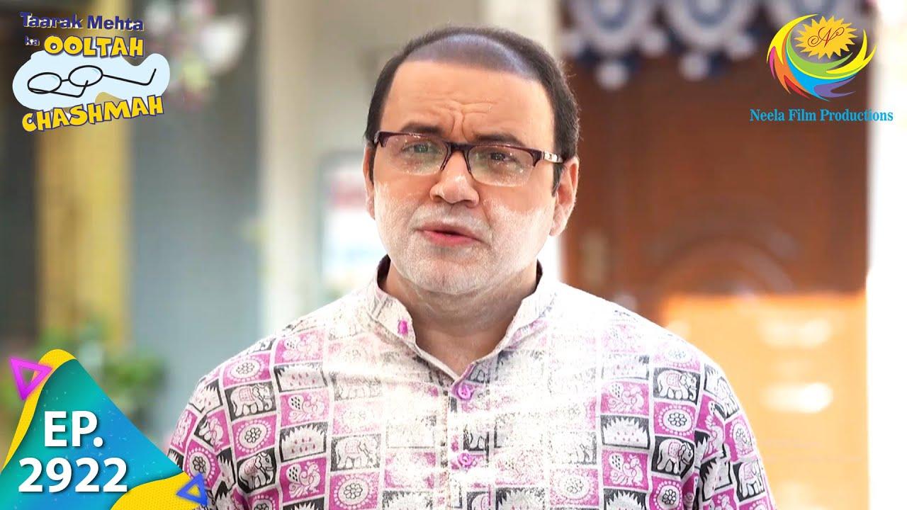 Download Taarak Mehta Ka Ooltah Chashmah - Episode 2922 - Full Episode