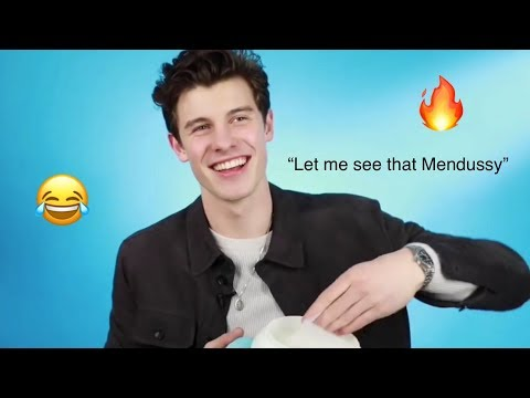 Shawn Mendes Funny Moments 2018 IV | MendesLyrics