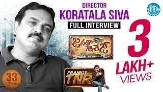 Director Koratala Siva Exclusive Interview | Fr...