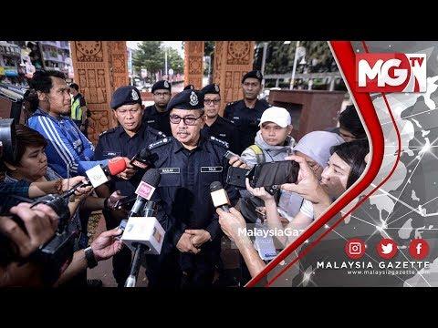 """TERKINI : PDRM Tidak Benarkan Himpunan """"ISU Khat, Jawi, Zakir Naik Dah Selesai"""""""