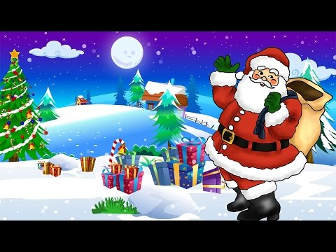 Jingle Bells - Christmas Song With Lyrics