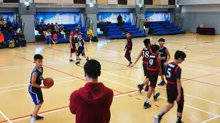 Publication Date: 2019-01-26   Video Title: 全港小學籃球邀請賽 九龍塘宣道 19 vs 11  九龍塘學
