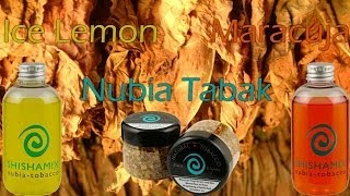 Nubia Tabak + Nubia Molasse im Test
