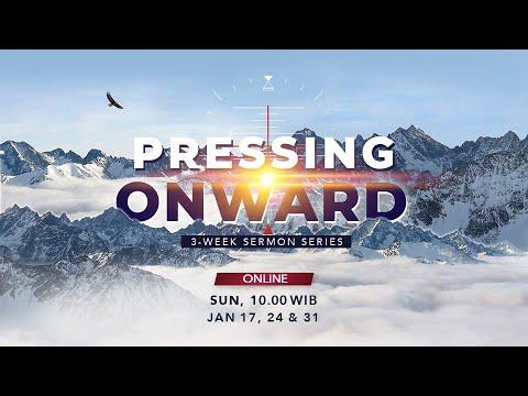 17 January 2021 | Pressing Onward Part 1 | English