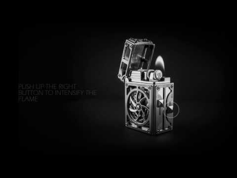 The Complication Lighter By S.T. Dupont