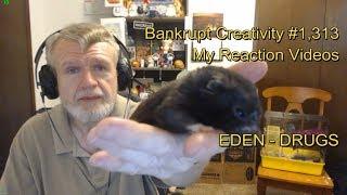EDEN - DRUGS : Bankrupt Creativity #1,313 My Reaction Videos
