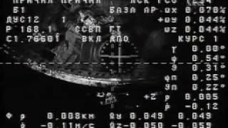 Progress M-04M  docking for ISS