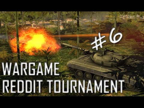 Wargame: Red Dragon Reddit Tournament - Crna Buksna vs Creating Cognitive Dissonance (Group Stage)