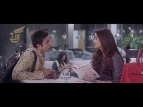 Ae Dil Hai Mushkil (2016) Love Scenes short version Full HD 1080p