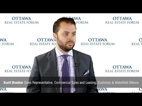 Outlook for Ottawa's Downtown Office Market | Ottawa Real Estate Forum 2015